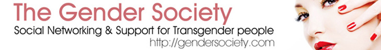 The Gender Society - Membership is FREE & registration takes seconds - Join us now!