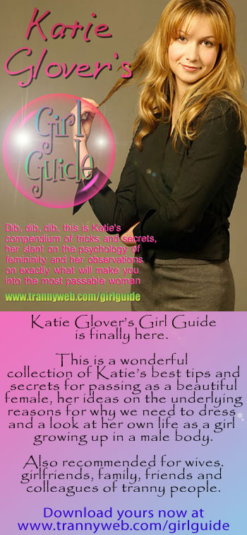 Katie Glover's Girl Guide