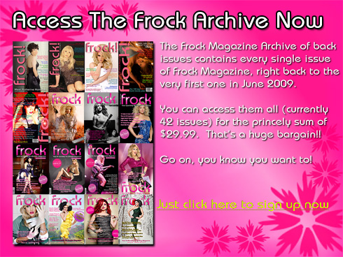 The Frock Magazine Archive